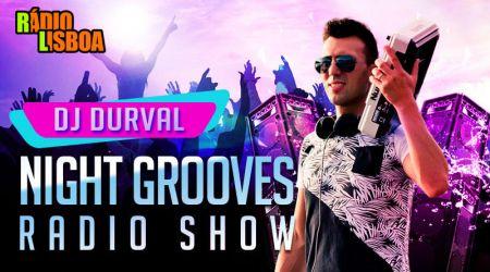 Night Grooves Radio Show - Domingo às 18h