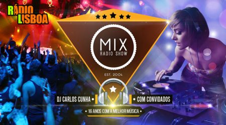 Mix Radio Show - Domingo às 20h